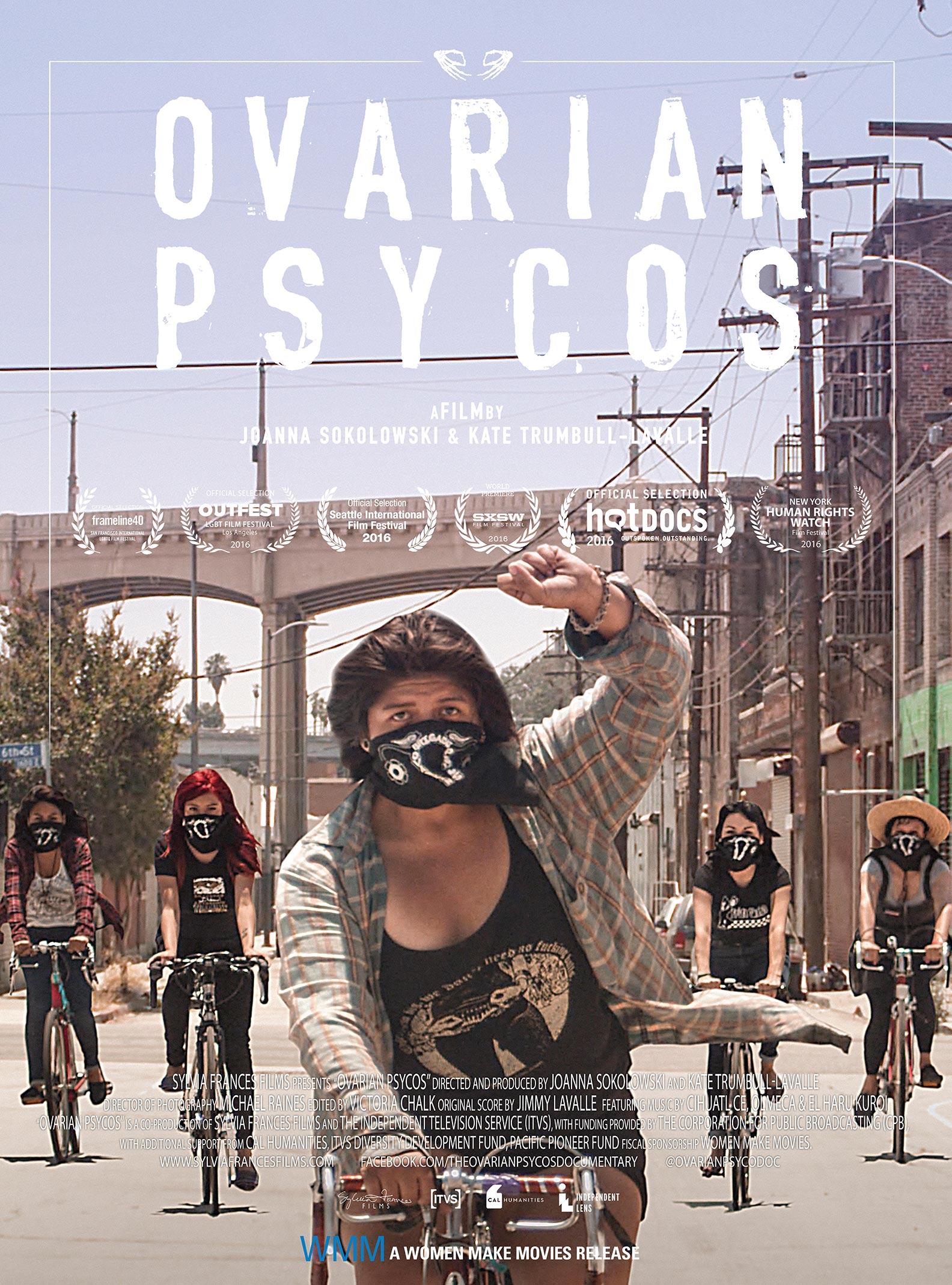 Ovarian Psycos Poster #1