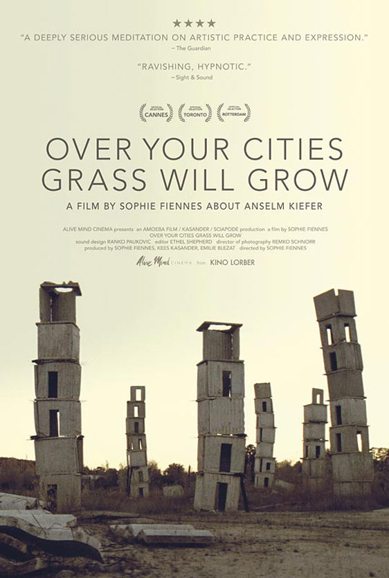 Over Your Cities Grass Will Grow Poster #1