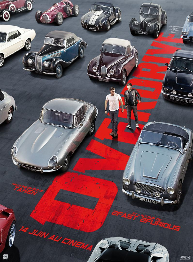 Overdrive Poster #2