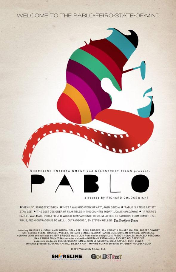 Pablo Poster #1