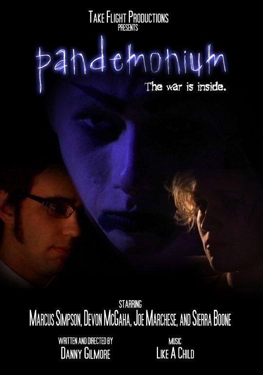 Pandemonium Poster #1