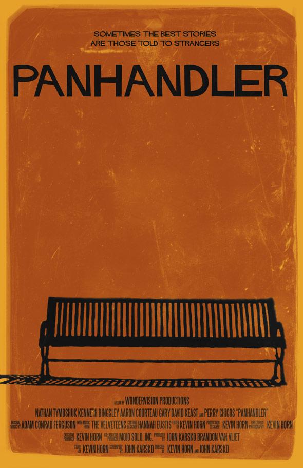 Panhandler Poster #1
