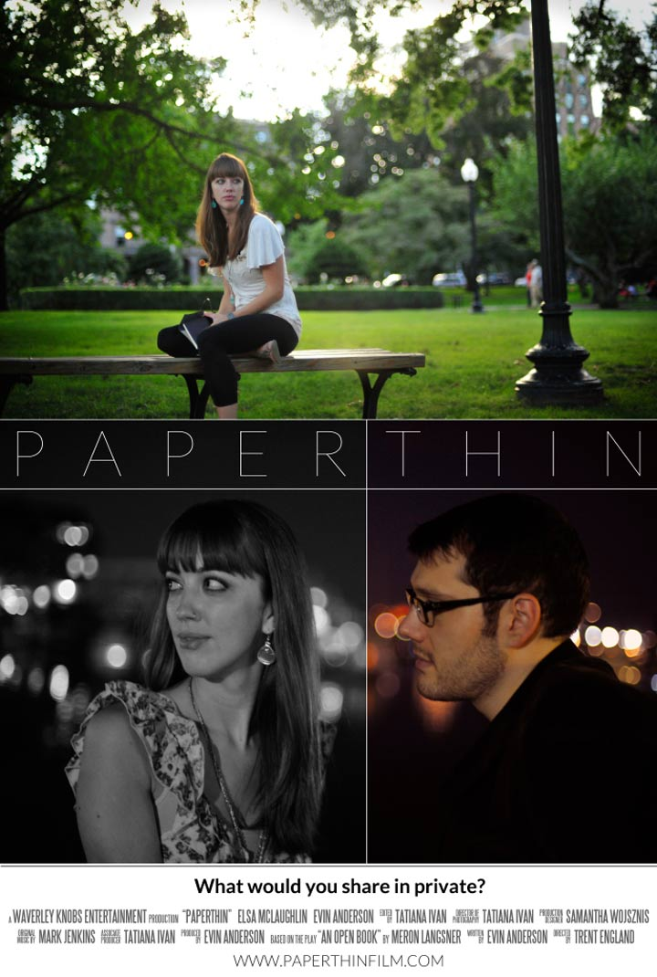 Paperthin Poster #1