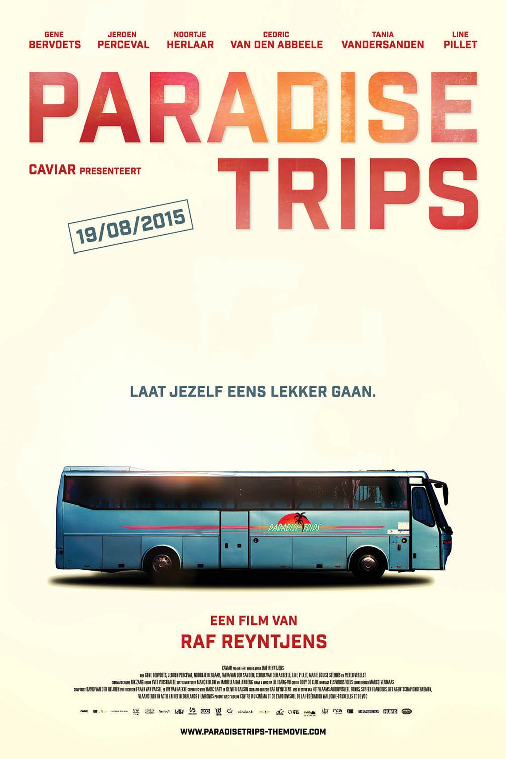 Paradise Trips Poster #1
