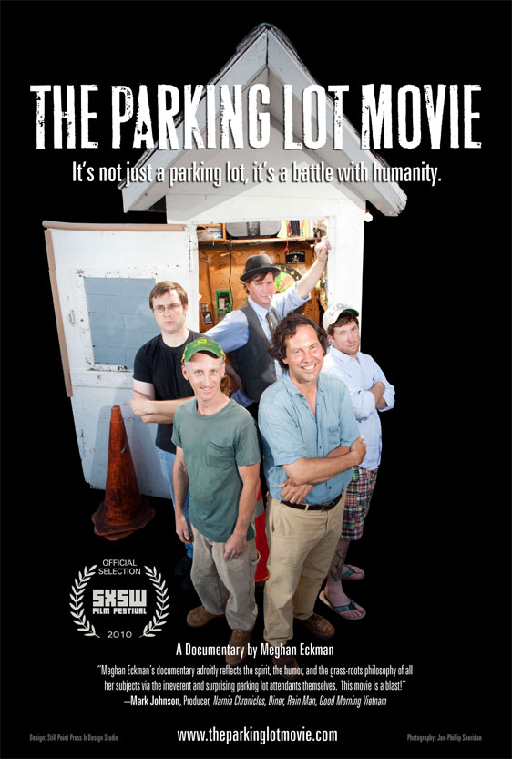 The Parking Lot Movie Poster #1