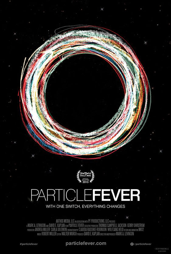 Particle Fever Poster #1