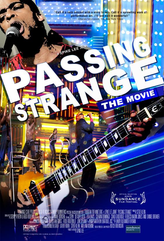 Passing Strange Poster #2