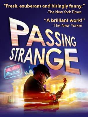 Passing Strange Poster #1