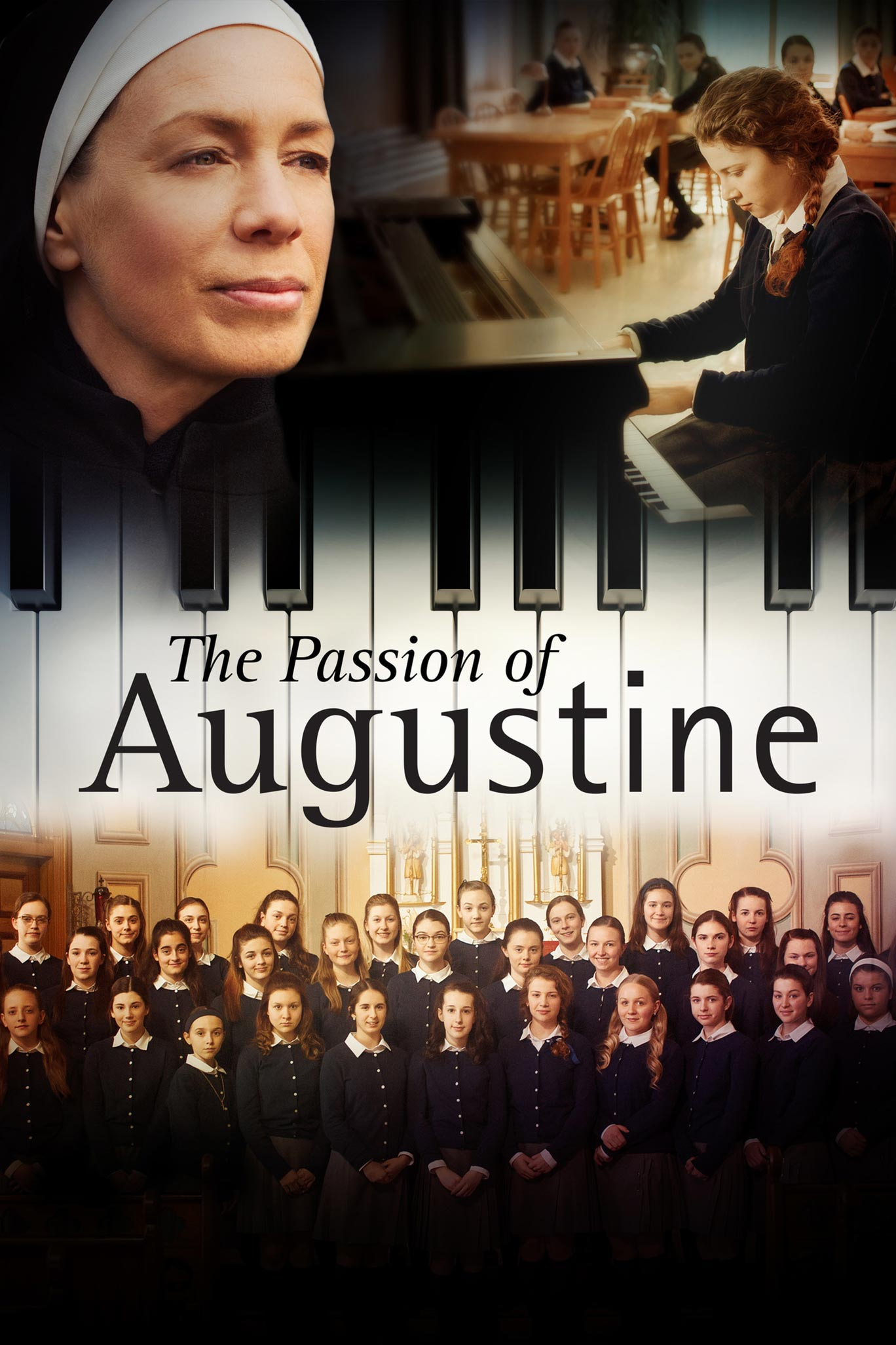 The Passion of Augustine Poster #1