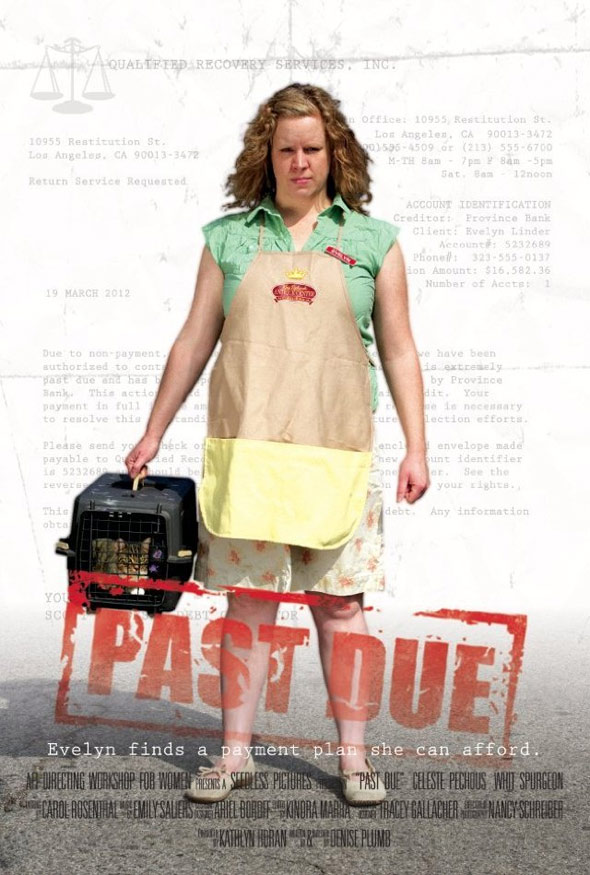 Past Due Poster #1