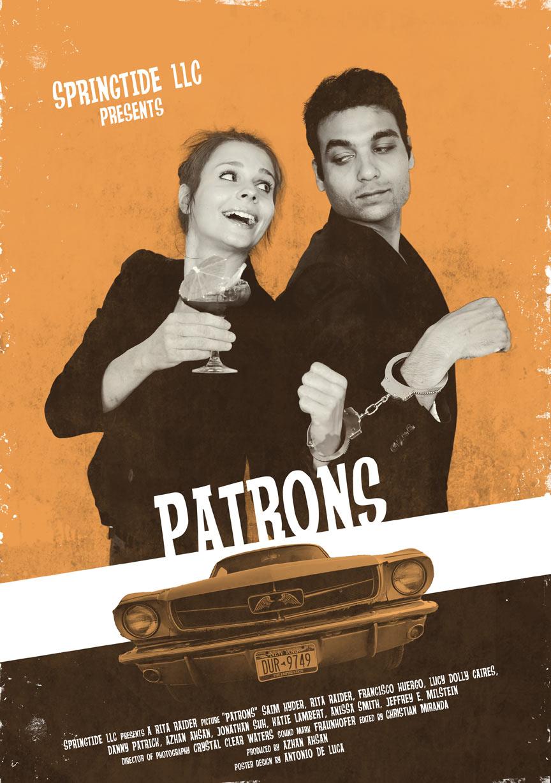 Patrons Poster #1