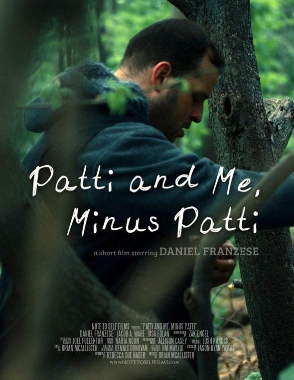 Patti and Me, Minus Patti Poster #1