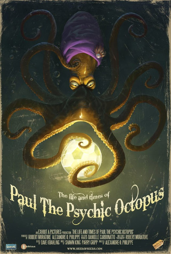 The Life and Times of Paul the Psychic Octopus Poster #1