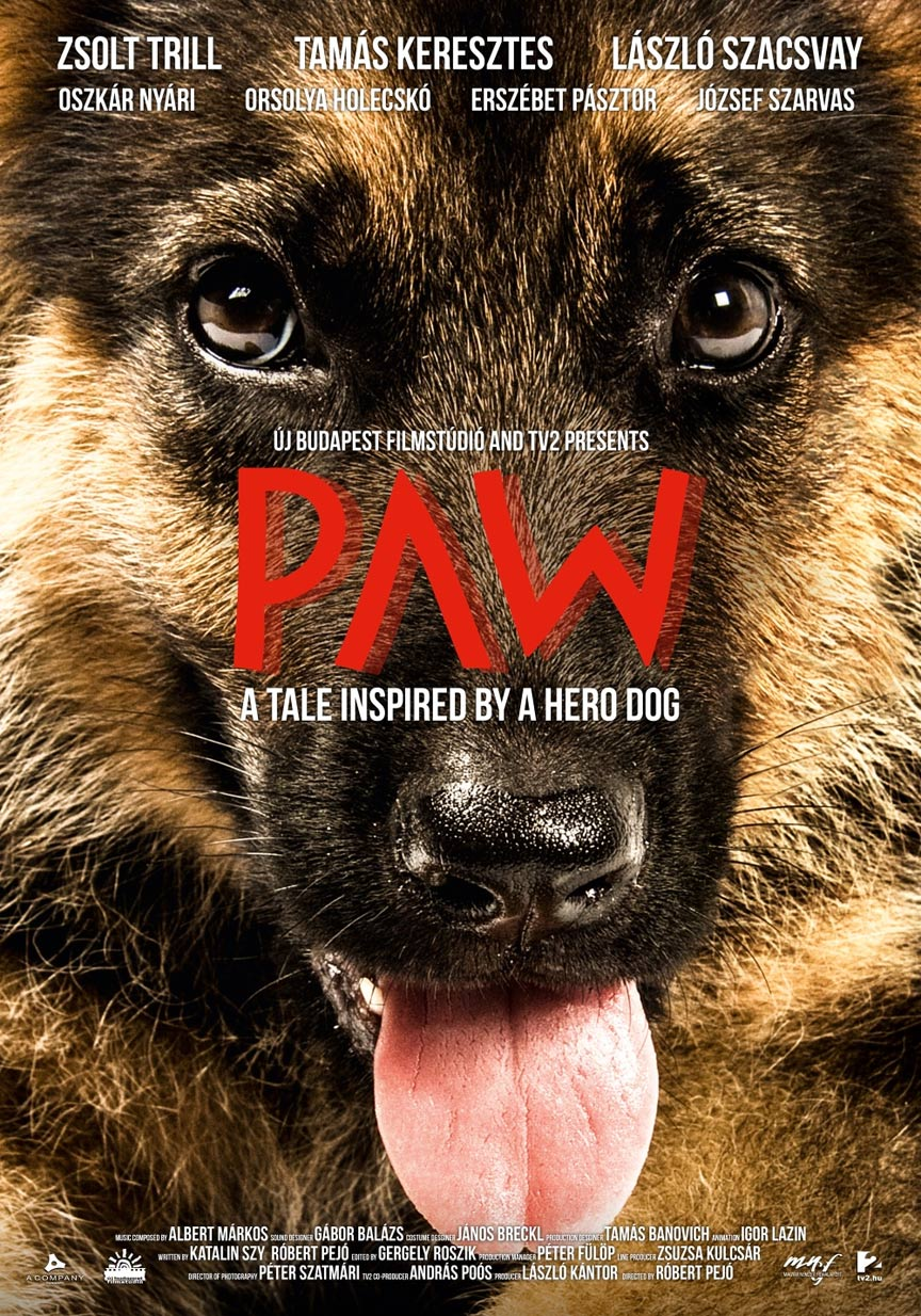 Paw Poster #1