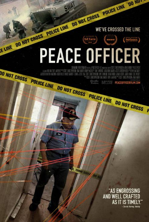 Peace Officer Poster #1