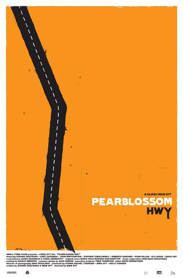 Pearblossom Hwy Poster #1