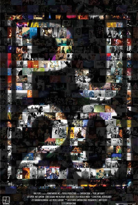 Pearl Jam Twenty Poster #1