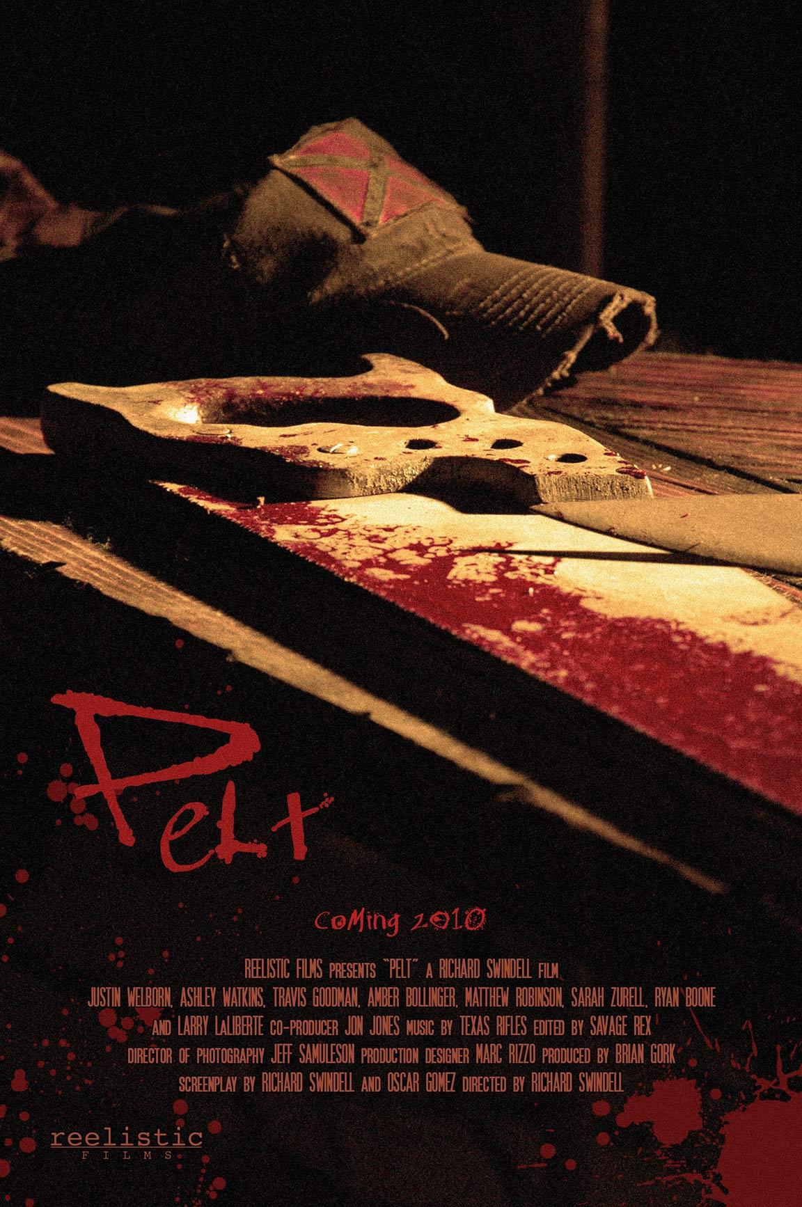 Pelt Poster #1