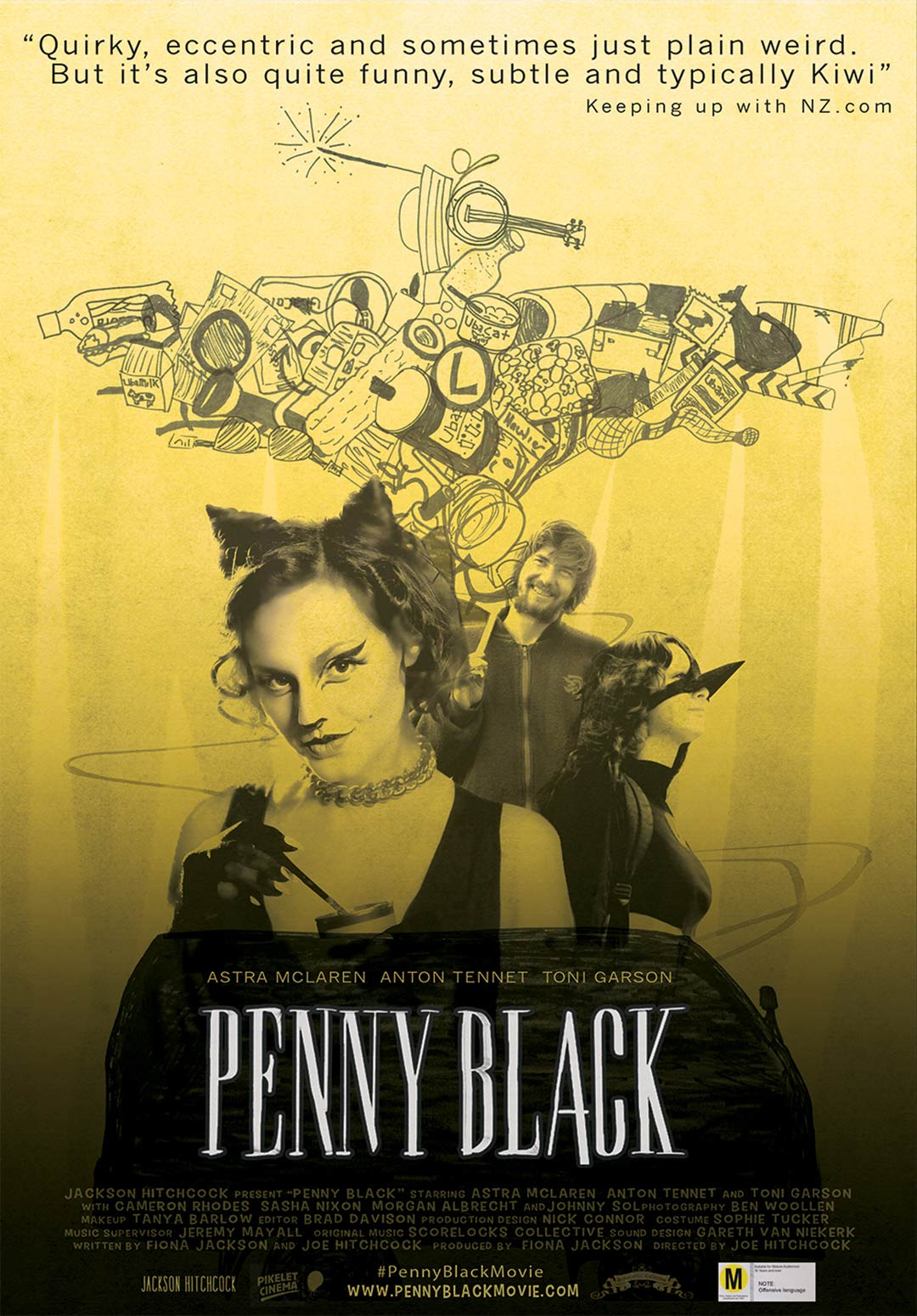 Penny Black Poster #1
