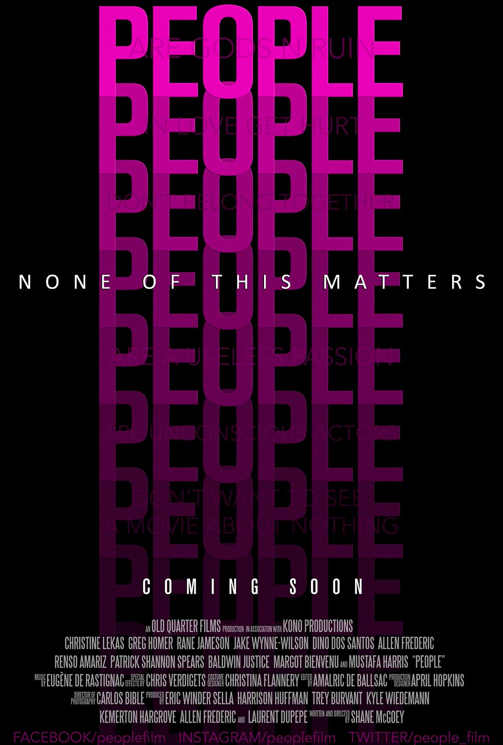 People Poster #1
