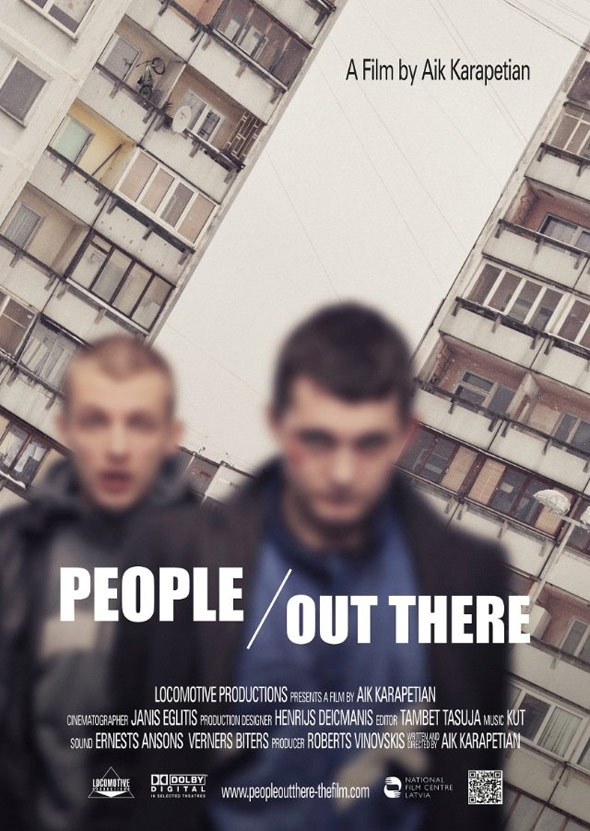 People Out There Poster #1