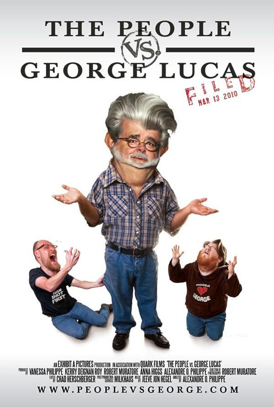 The People vs George Lucas Poster #1