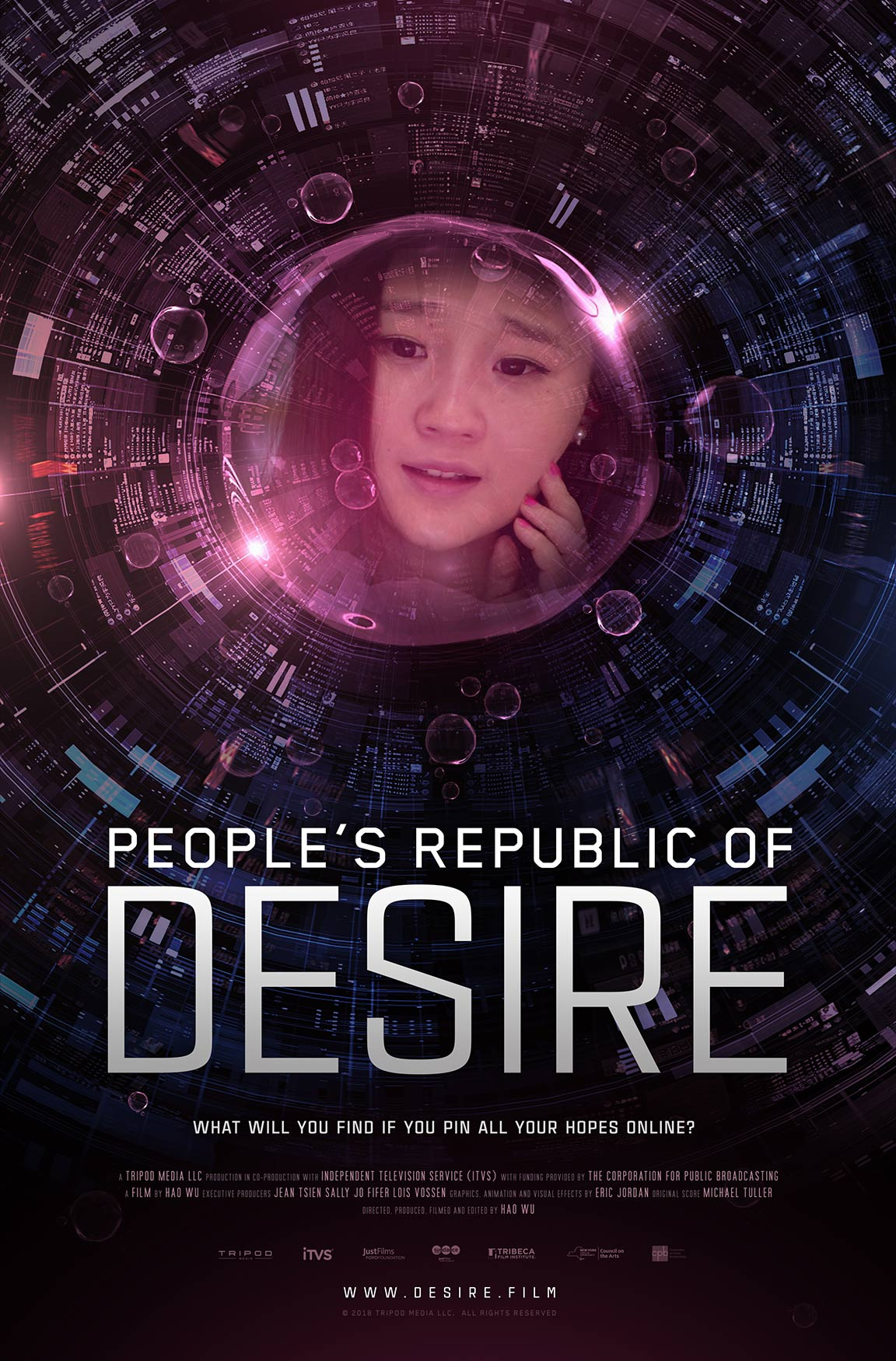 People's Republic of Desire Poster #1