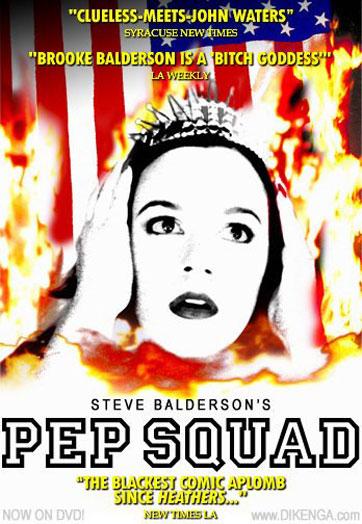 Pep Squad Poster #1