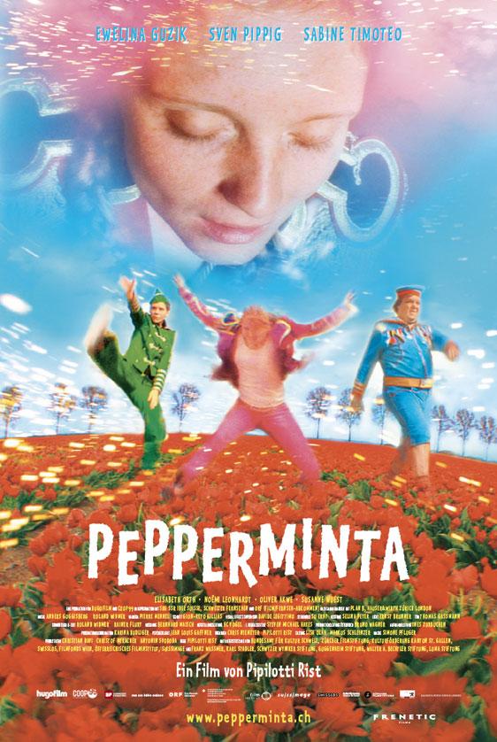 Pepperminta (Ewelina Guzik) Poster #1