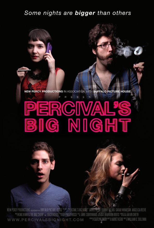 Percival's Big Night Poster #1