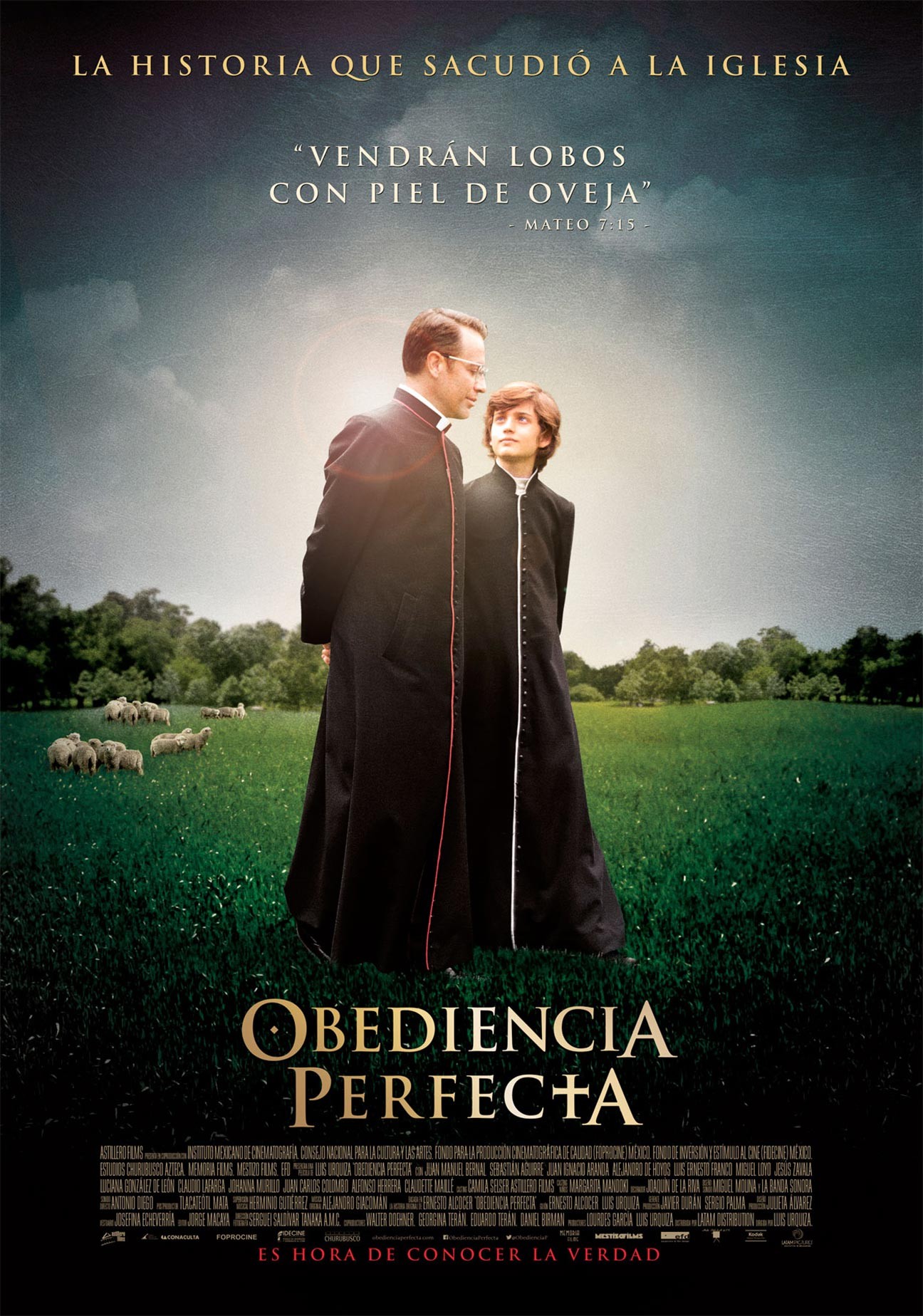 Perfect Obedience Poster #1