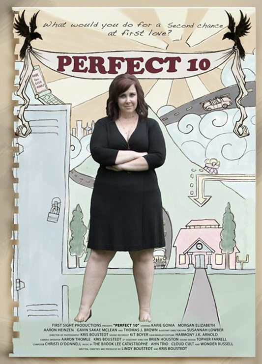 Perfect 10 Poster #1