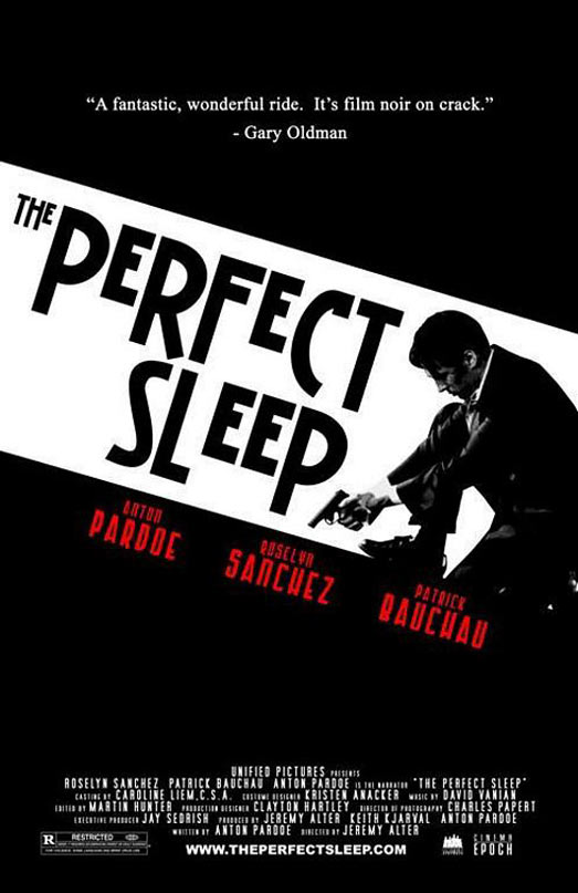 Perfect Sleep Poster #2