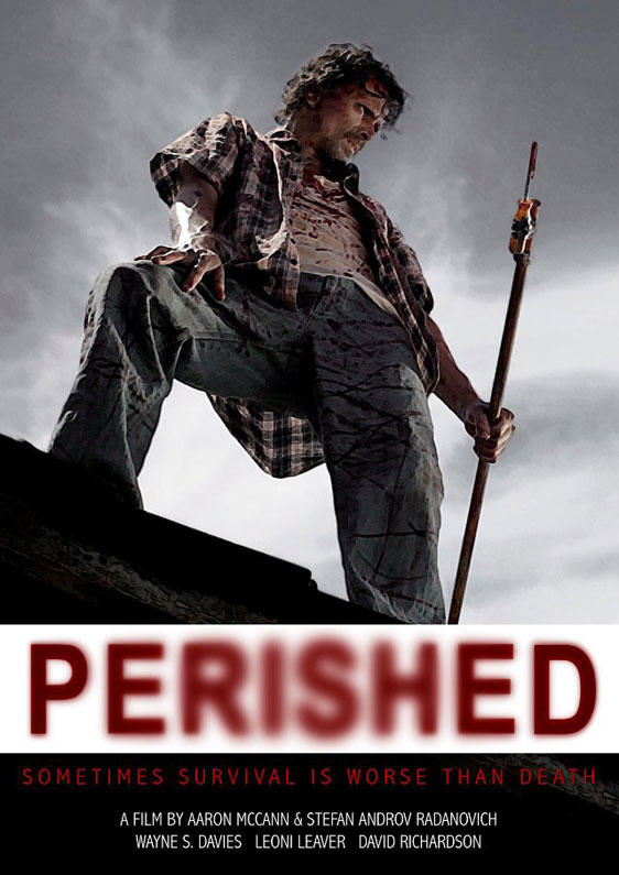 Perished Poster #1