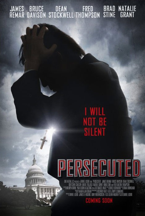 Persecuted Poster #1