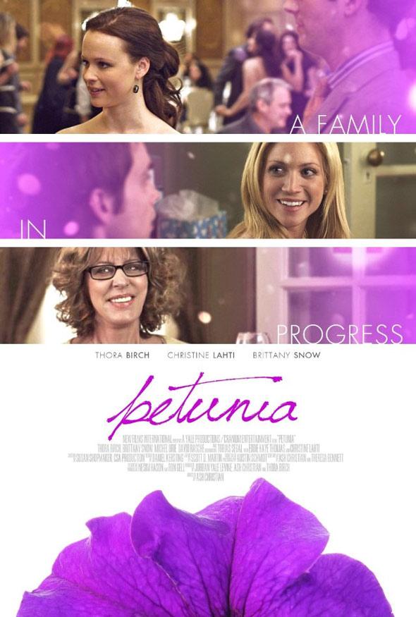 Petunia Poster #1