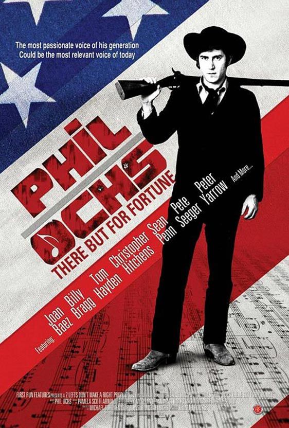 Phil Ochs: There But For Fortune Poster #1