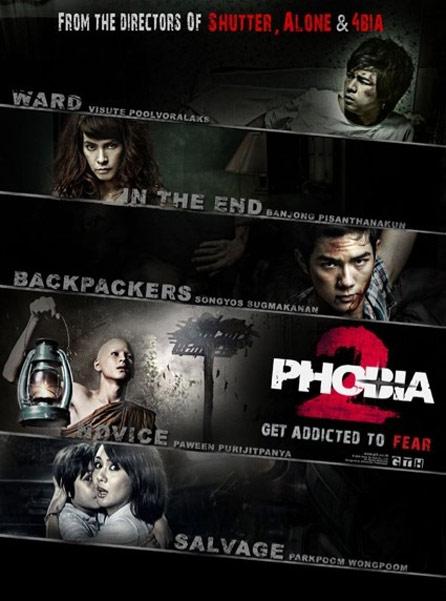 Phobia 2 (Ha phraeng) Poster #1