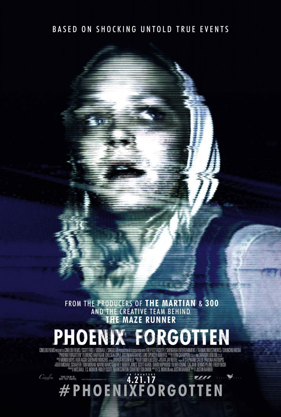 Phoenix Forgotten Poster #1