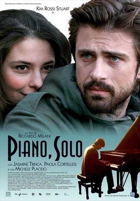 Piano, Solo Poster #1