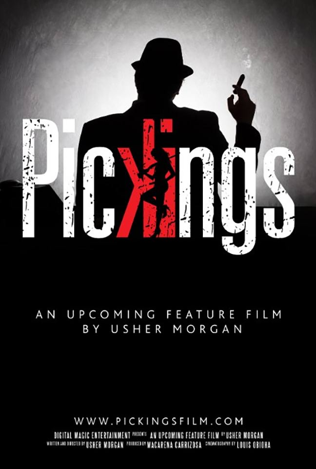 Pickings Poster #1