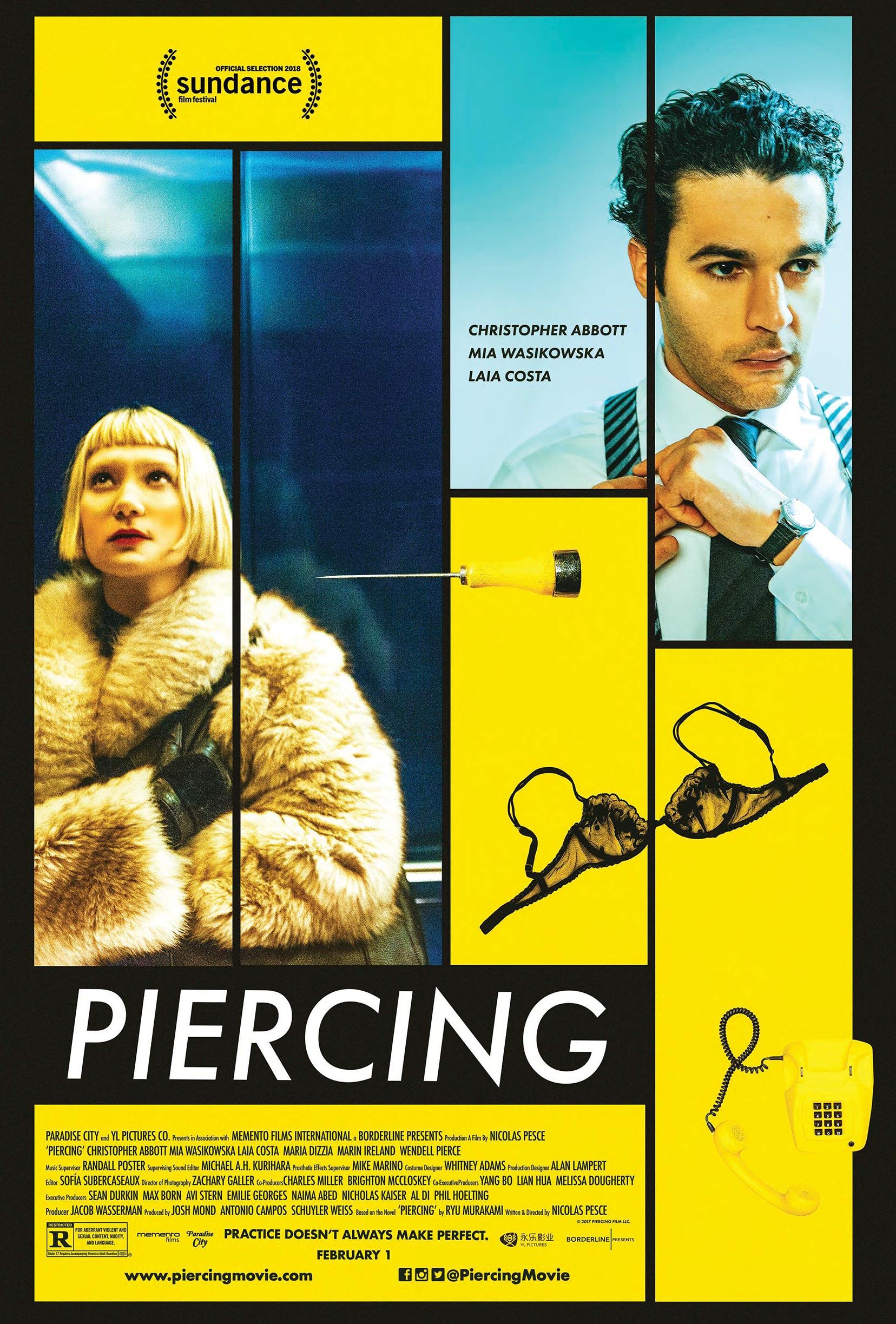 Piercing Poster #1