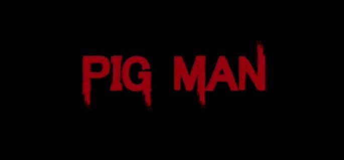 Pig Man Poster #1