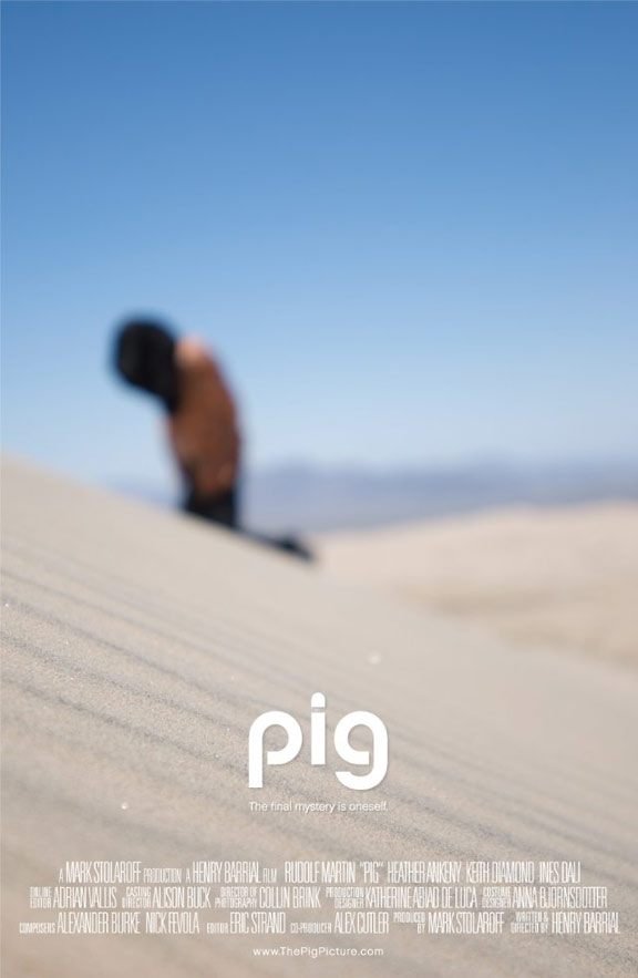 Pig Poster #1