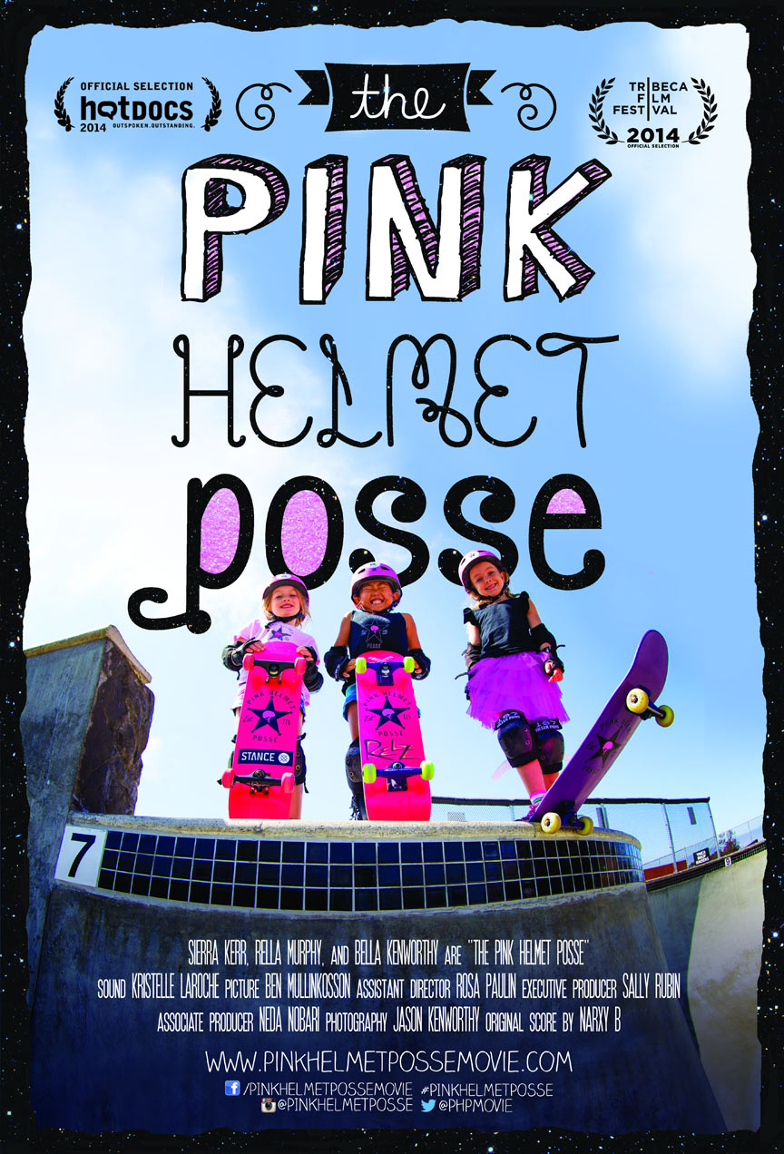 The Pink Helmet Posse Poster #1