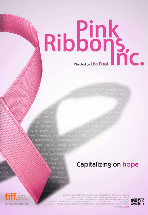 Pink Ribbons, Inc. Poster #1