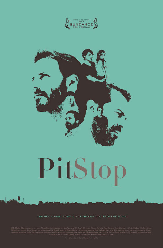 Pit Stop Poster #1