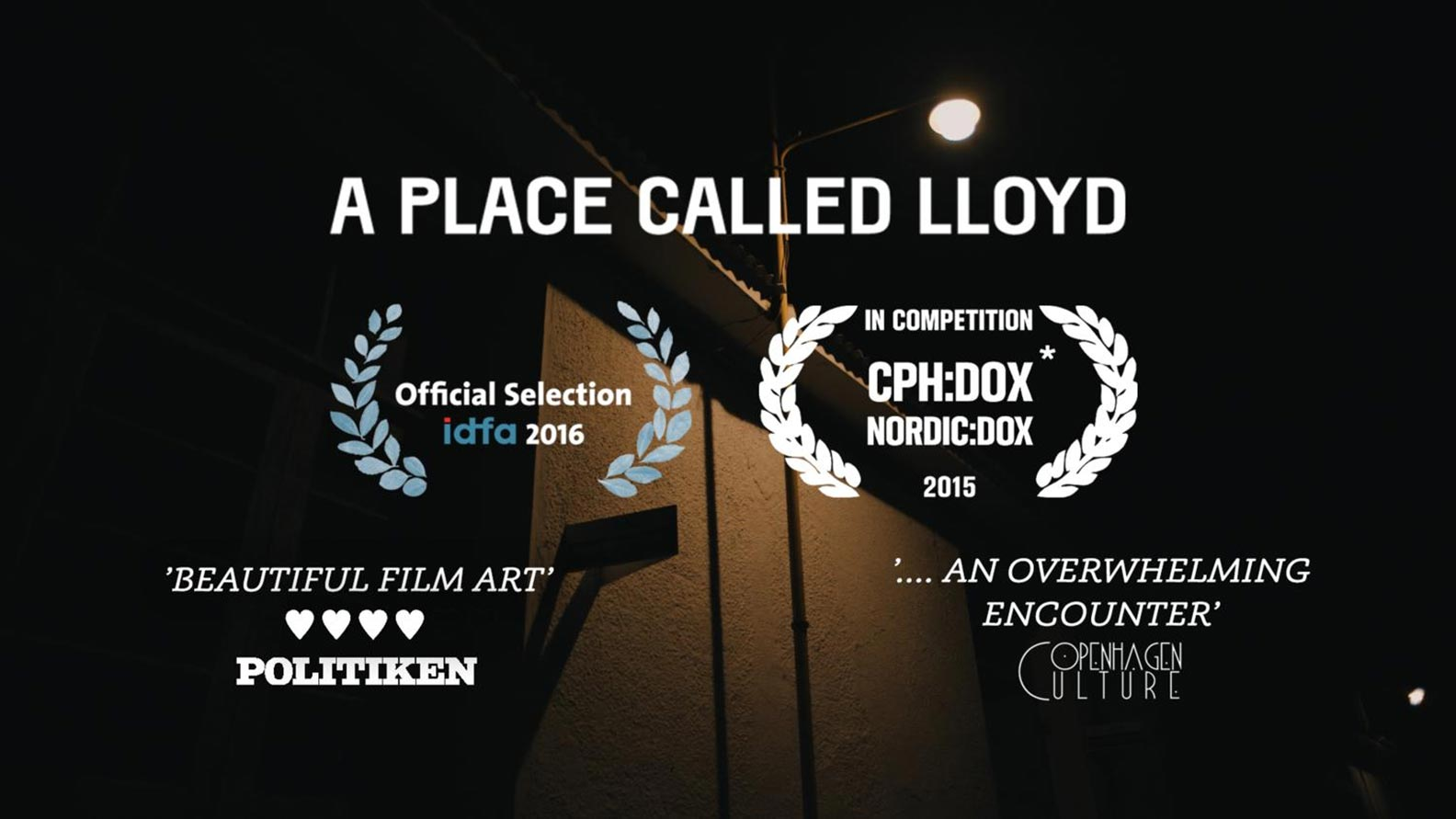 A Place Called Lloyd Poster #1