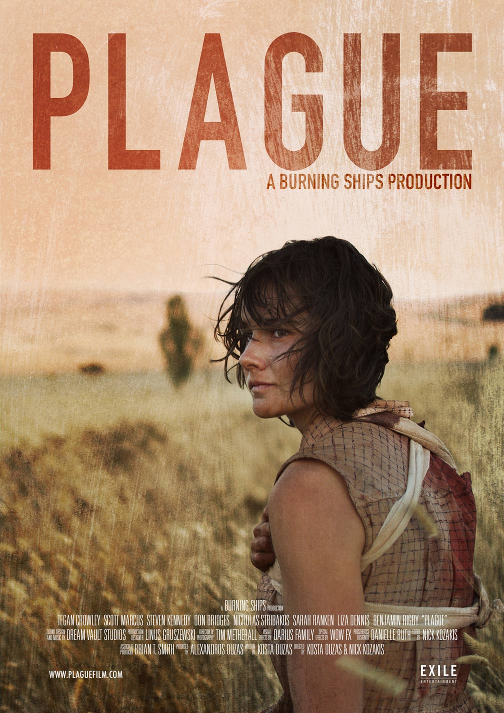 Plague Poster #1