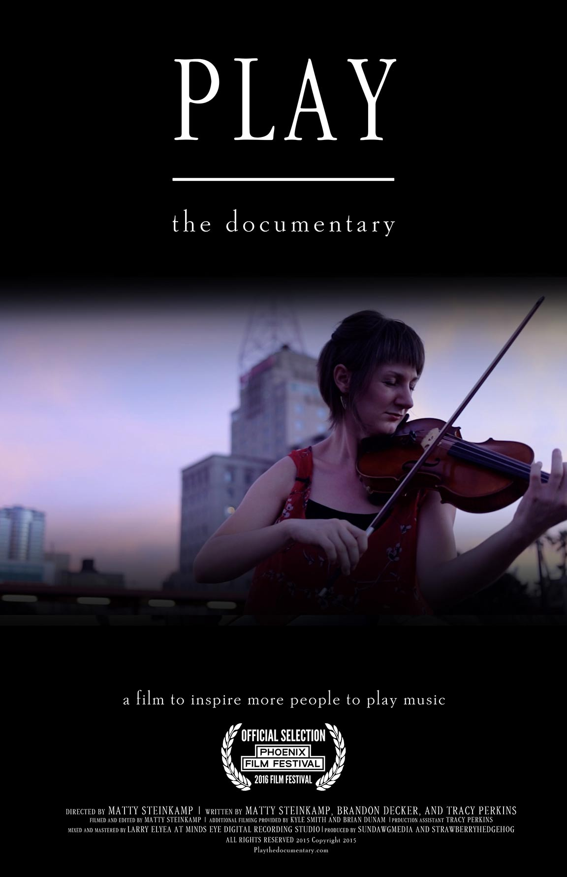 Play the documentary Poster #1
